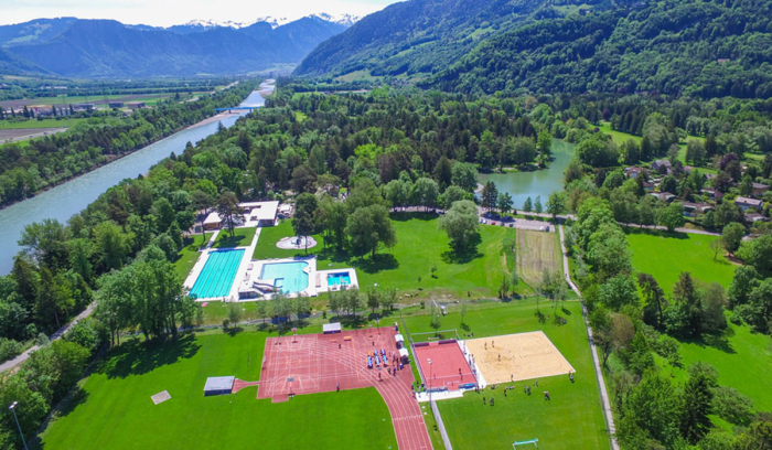 Camping Oost Zwitserland | 17 Campings in Oost Zwitserland